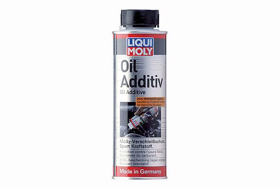 Das LIQUI MOLY Oil Additiv in der 200 ml Dose.