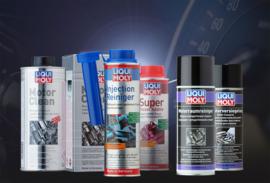 [Translate to Dänisch:] LIQUI MOLY Produkte zur Motorpflege