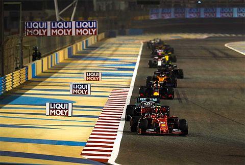 LIQUI MOLY in Formula 1 ®