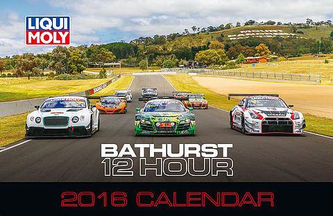 Bathurst 12 hour calendar 2016