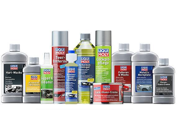 LIQUI MOLY productos para el cuidado del automóvil