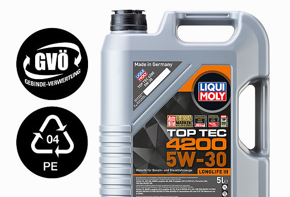 Lifeblood for your vehicle: LIQUI MOLY