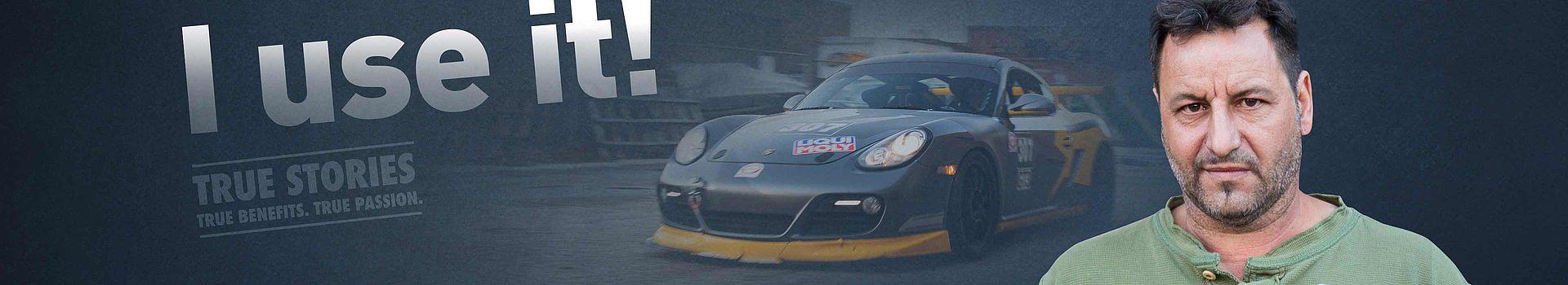 Technical Engineer at Porsche workshop and LIQUI MOLY testimonial. Bestline Auto Tech
