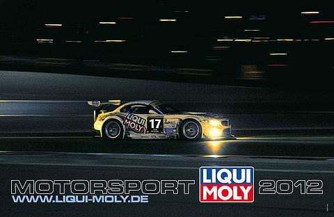 Motorsport kalender 2012