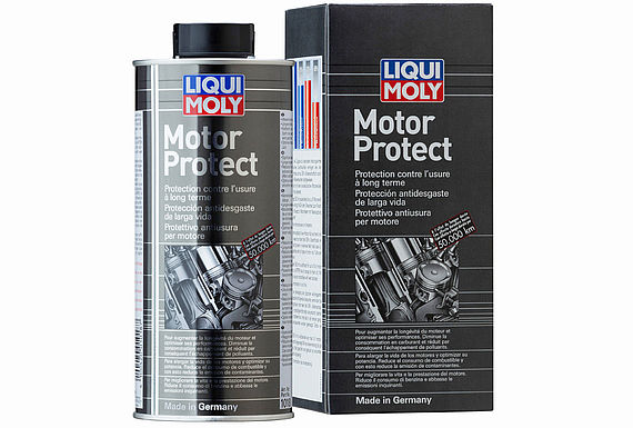 Das LIQUI MOLY Motor Protect in der 500 ml Dose.
