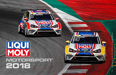 Motorsport-Calendar 2018