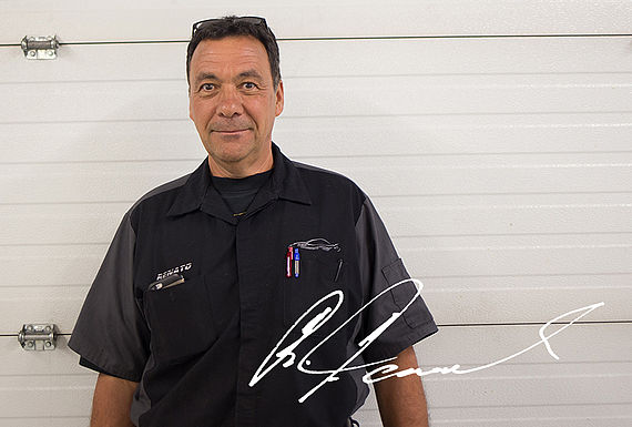 Porsche specialist, workshop owner and LIQUI MOLY testimonial. RSP-Motorsports Inc, Kilworth-Komoka, ON N0L 1R0, Canada