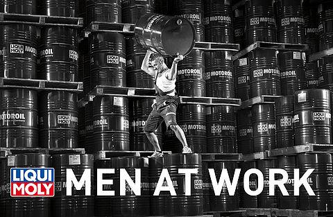 Men at work Kalender 2012