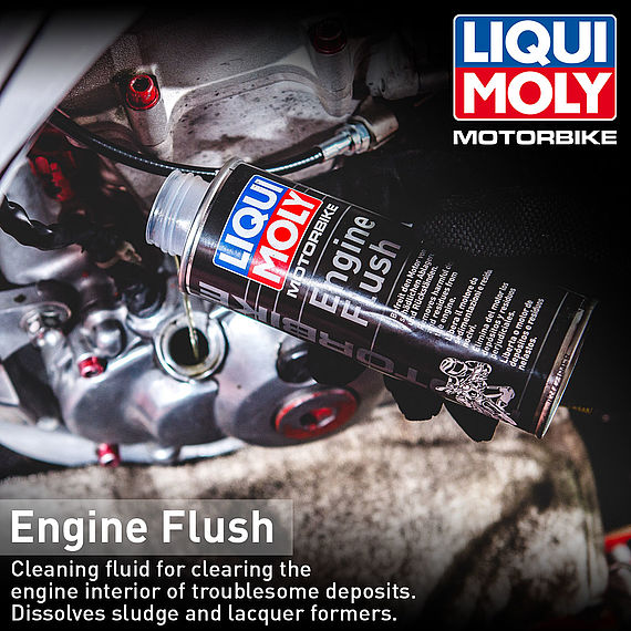 [Translate to Französich:] LIQUI MOLY Engine Flush