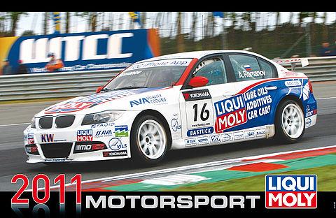 Motorsport kalender 2011