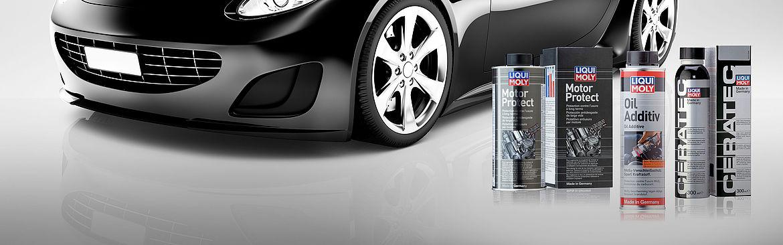 Control deslizante a LIQUI MOLY aditivos de aceite de motor