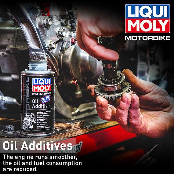 [Translate to Französich:] LIQUI MOLY Oil Additive