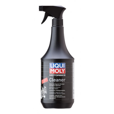 [Translate to Französich:] LIQUI MOLY Motorbike Cleaner