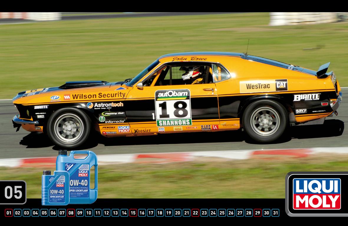 Motorsport Calendar 2011 Liqui Moly