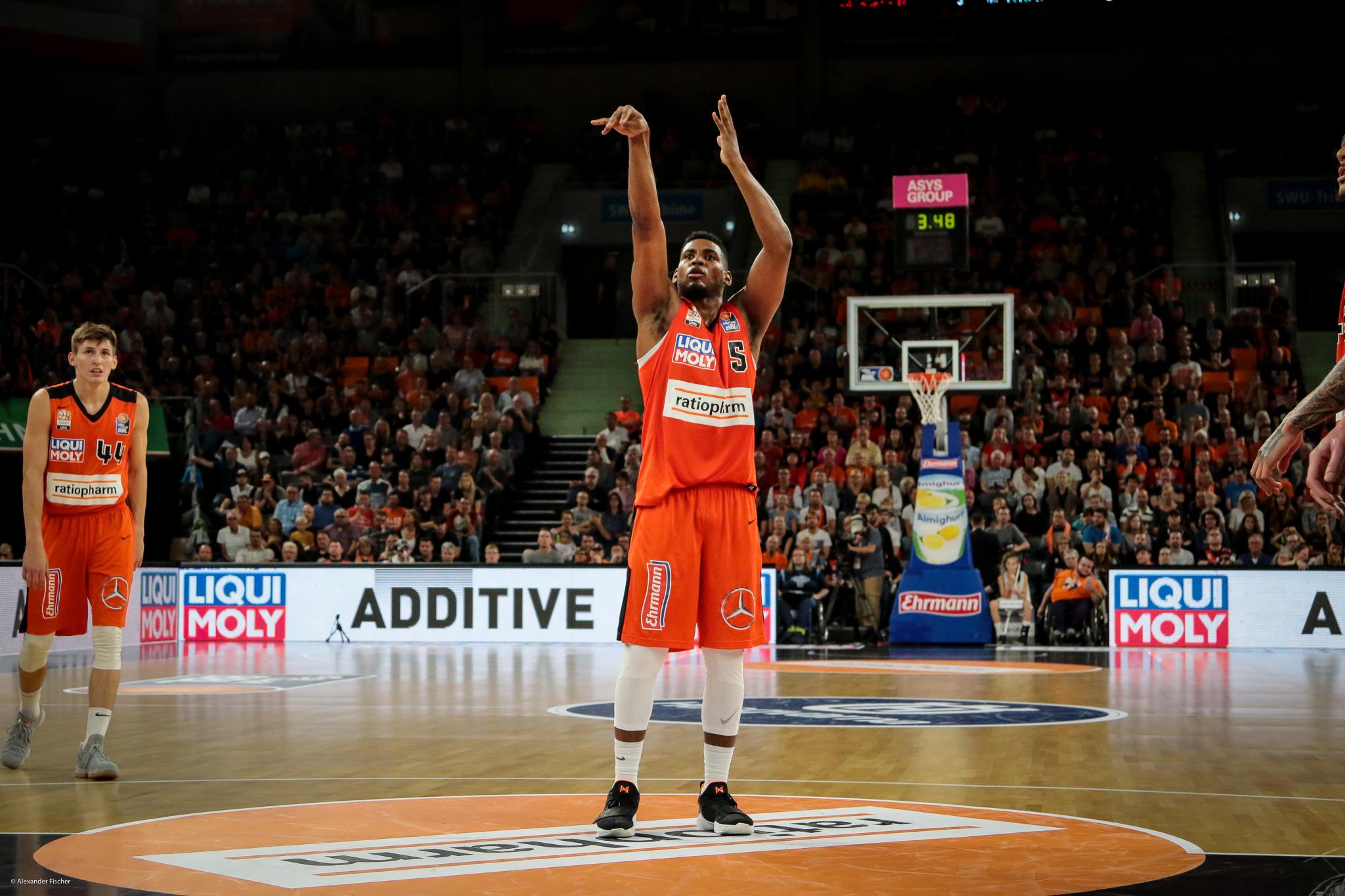 Гџv Ulm Basketball